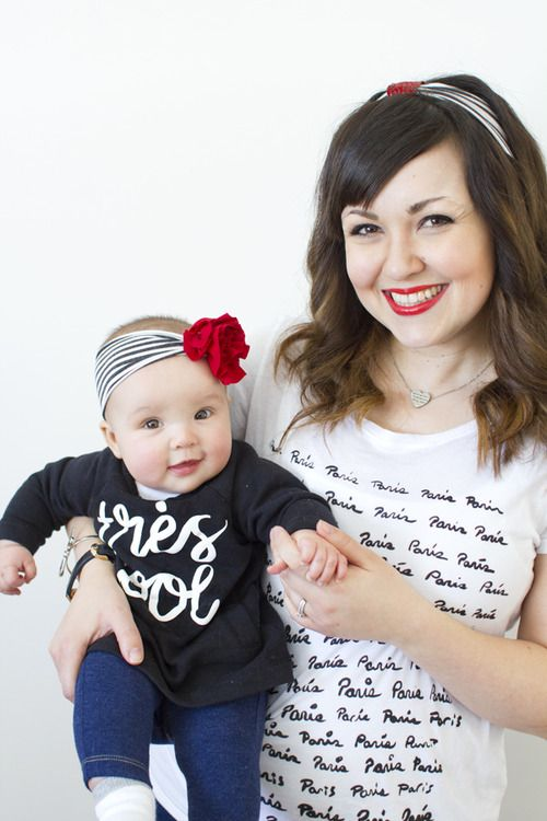Mom & me style from Kastles  Spring 2015
