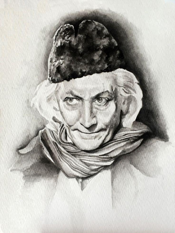 DW Art,Doctor Who,Доктор кто, DW,фэндомы,1 Доктор,Доктор (DW),Таймлорды,2 Доктор,3 Доктор,12 Доктор,Traditional art,красивые картинки