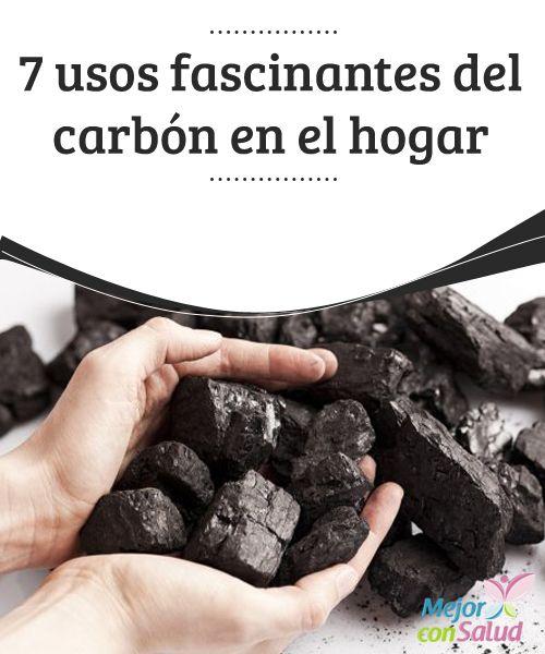 7 usos fascinantes del carbón en el hogar   En este artículo os contamos cuáles son los principales usos del carbón en el hogar. ¡Se convertirá en tu mejor aliado! No dejes de aprovecharlo.