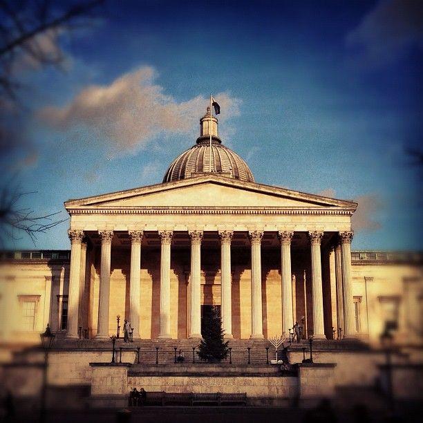 University College London in London, Greater London