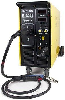 Inwerterowy półautomat spawalniczy MIG 225 MOS
