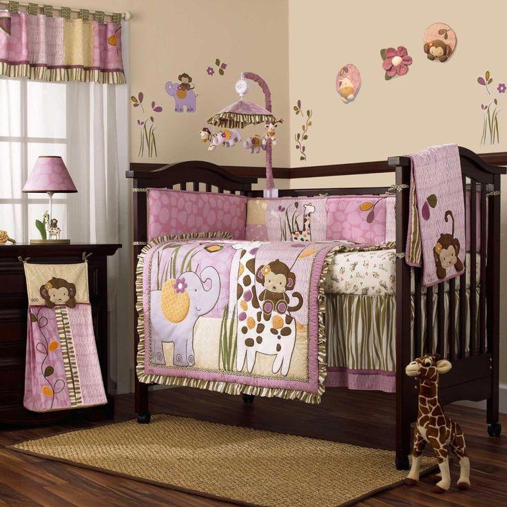 Enchanting Baby Girl Room Decor