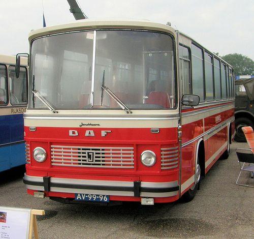 DAF SB1602 Jonckheere  Bus  ( DAF Museum )