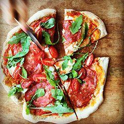 Pizza orkiszowa   Kwestia Smaku