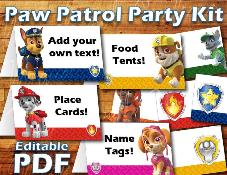 17 best ideas about Paw Patrol Birthday Card on Pinterest | Kids cards, Kids birthday cards and ...