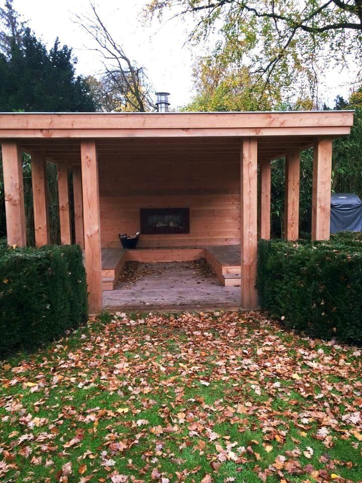 17 beste afbeeldingen over overdekt terras veranda op pinterest tuinen achtertuin rustplek for Overdekt terras