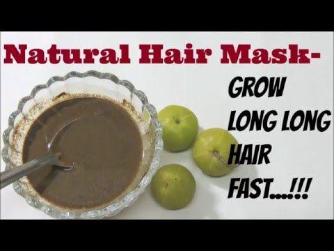 Homemade Natural Amla #Hair pack for hair loss & regrowth of hair