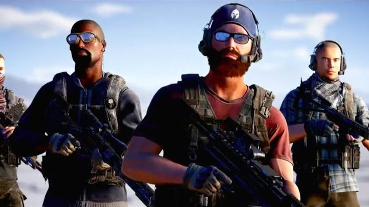 Tom Clancy's Ghost Recon: Wildlands Character and Weapon Customization Trailer - Gamescom 2016