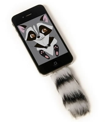 Faux Tail - Raccoon