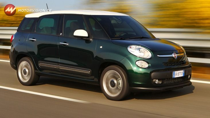 Fiat 500L im Test: Fahrbericht Fiat 500L Living und Trekking