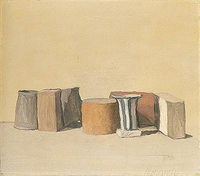 Natura Morta - Giorgio Morandi