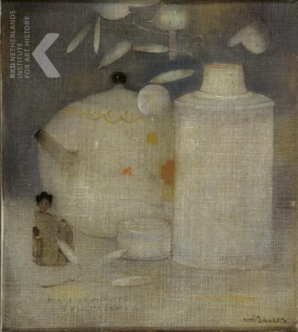 Japanse flesjes privé coll. 1911