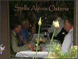 Stella Alpina Osteria: Restaurant Info Filed in peninsula / south bay, restaurant info on October 10, 2008 | Location: 401 Primrose Road (at Chapin) Burlingame, CA 94010  Parking: Street (easy)  Phone: 650-347-5733 Email: alisa@stellaalpinosteria.com Website: www.stellaalpinaosteria