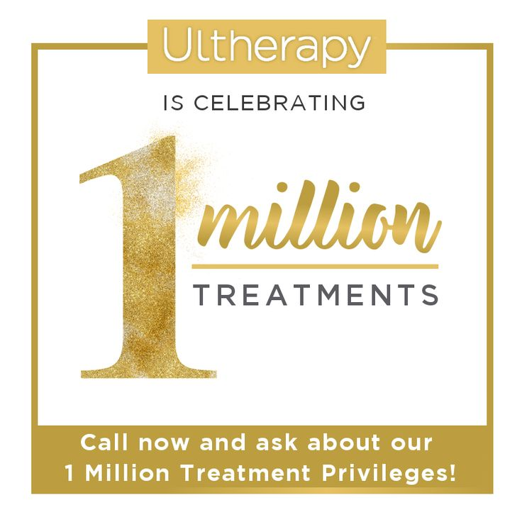 Learn about #Ultherapy and why it has been successfully used on more than one million people since its inception to the #skincare industry in 2010.