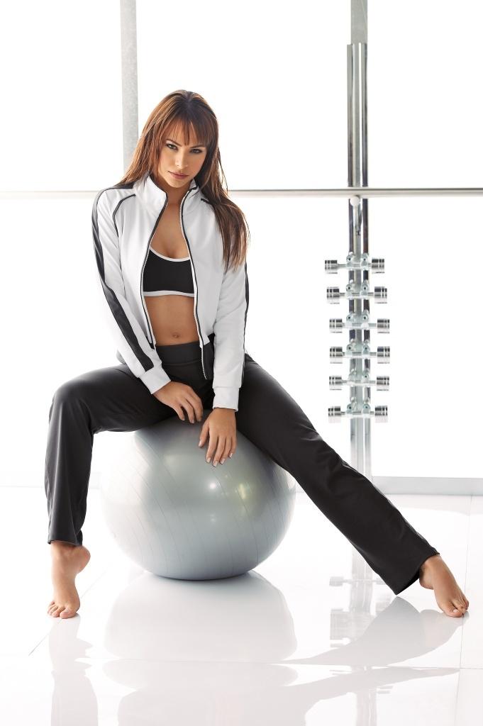 odzież fitness z Kolumbii
