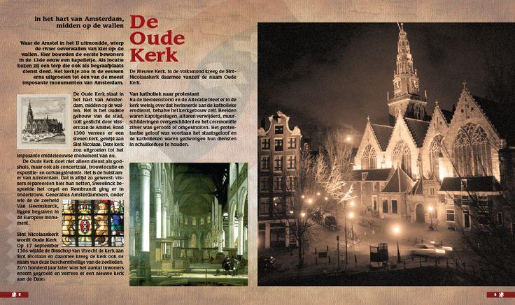 Amsterdam, De Oude Kerk