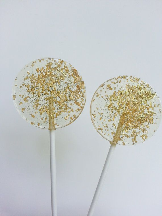 Gold Wedding Favors Fall Wedding Favors by SweetCarolineConfect