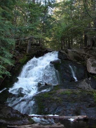 Alder Falls, near Big Bay, MI, 20 miles north of Marquette, Marquette Co, MI