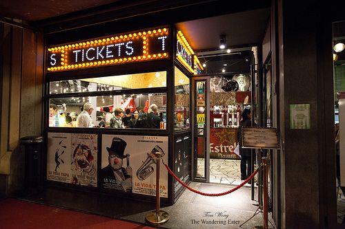 Tickets Barcelona