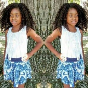 Outstanding 113 Best Images About Natural Hairstyles For Kids Letting It All Hairstyle Inspiration Daily Dogsangcom