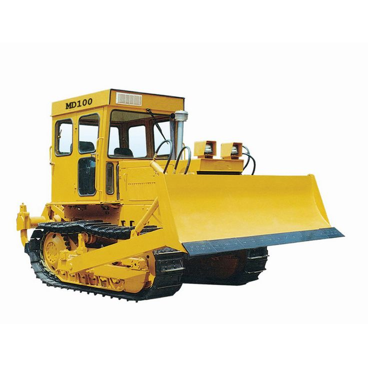 22 best bulldozers images on pinterest heavy equipment tractors crawler bulldozer with hydraulic mechanical transmission semi rigid elastic suspension and full hydraulic control fandeluxe Images