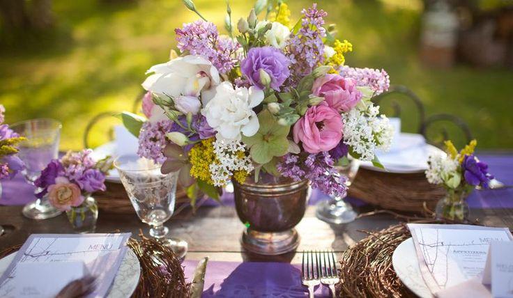 Wonderful wedding decoration. Perfect flowers, perfect sweet wedding.