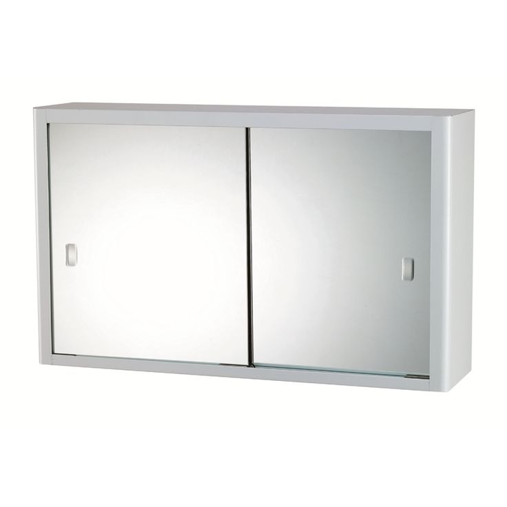 Award 765 x 460 x 143mm Grande Metal Shaving Cabinet