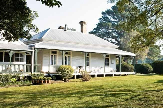 This lovingly restored country home in Bellingen, New South Wales, provides a rare glimpse into the past