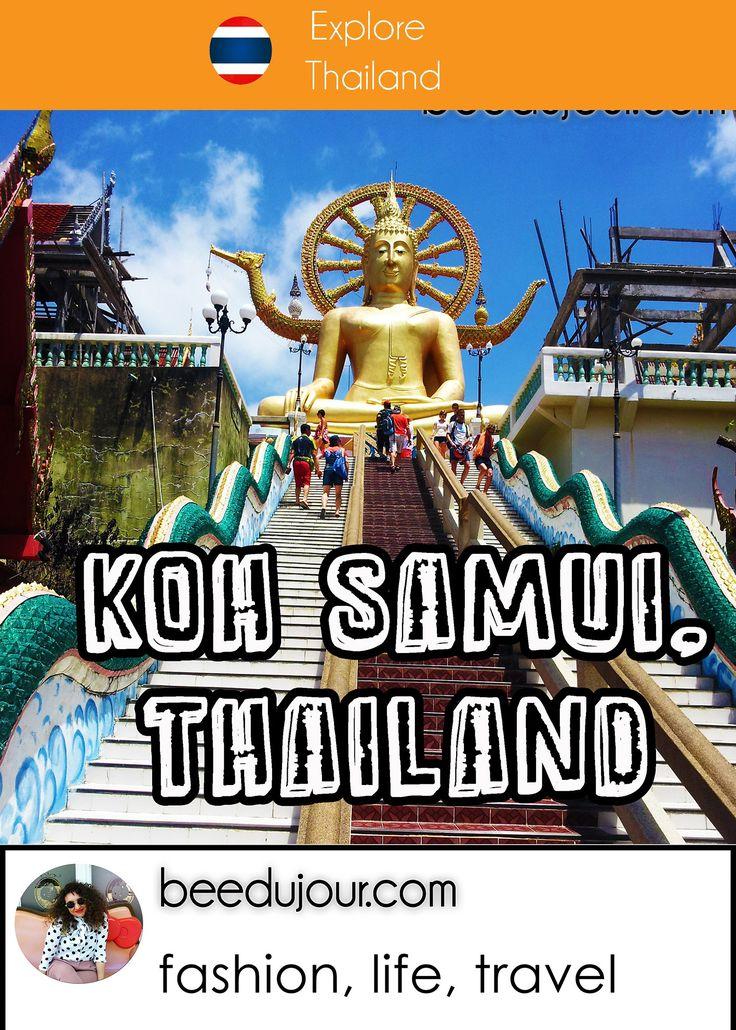 Koh Samui · Bee Du Jour
