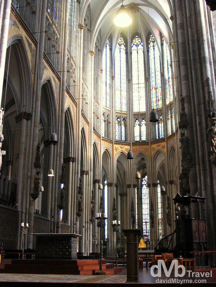 Cologne Cathedral, Germany | dMb Travel - Travel with davidMbyrne.com