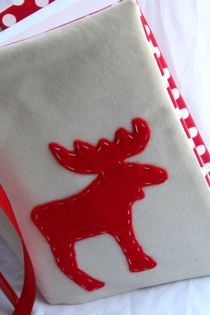 Craft Christmas Moose