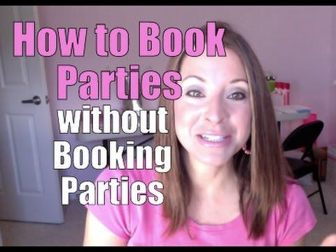 Book parties in direct sales without BOOKING actual Parties :)