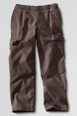 School Uniform: Pull On Canvas, Canvas Pants, Lands End, Land End, Pullon Canvas, Irons Knee, Little Boys, Canvases, Land'S End