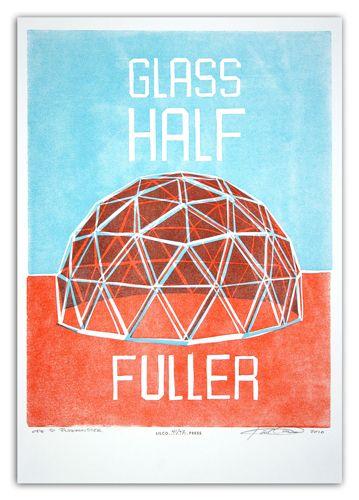 """""""Glass half Fuller"""""""