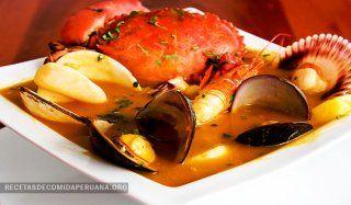 Parihuela - Para 4 personas - Recetas de Comida PeruanaRecetas de Comida Peruana – Cocina Peruana