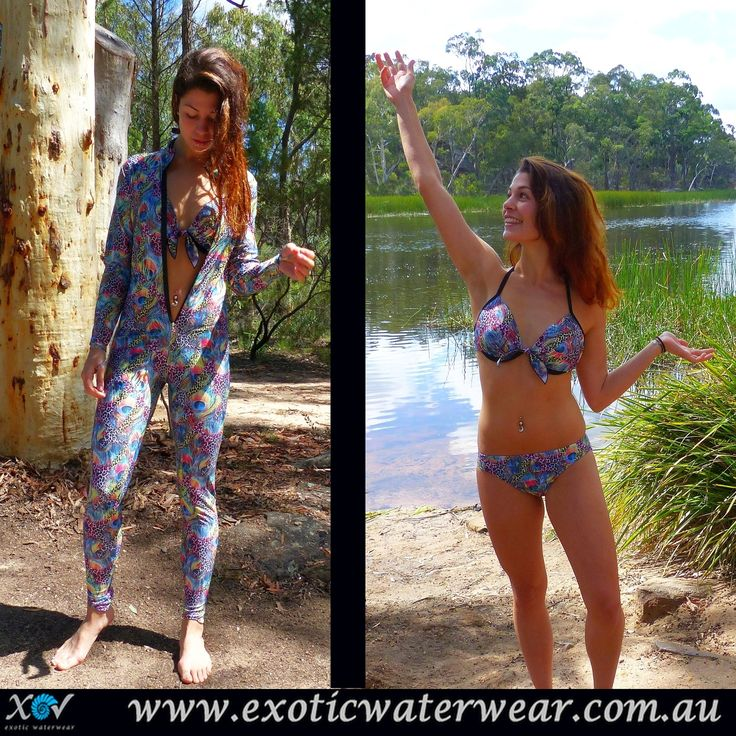 Weekly blog posted: www.exoticwaterwear.com.au/blog/unique-stinger-suits/   Buy colourful stinger suits, burkinis, lycra suits online in bold exotic prints & patterns, UPF 50+ sunprotection with matching bikinis and sundresses for all watersports – sunprotection clothing!