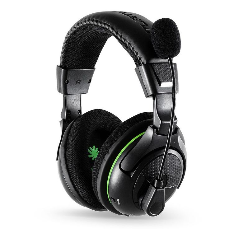 Turtle Beach Ear Force X32 Wireless Headset for Xbox 360, Multicolor