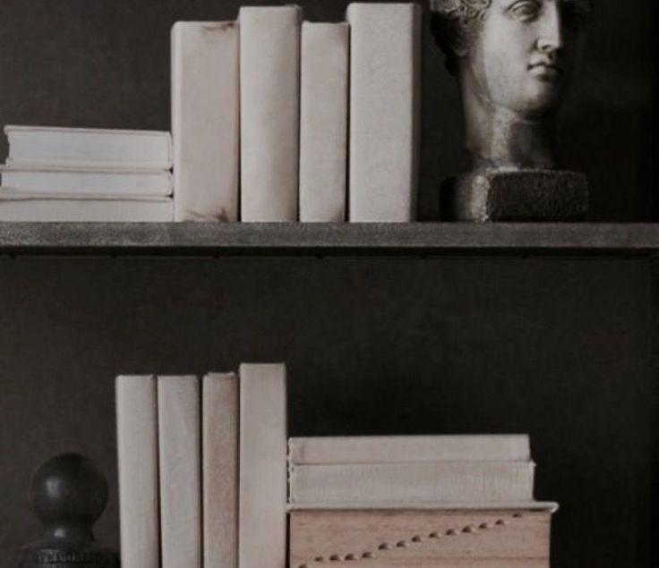 Julian's office. //  The Secret History. Donna Tartt. Aesthetic.