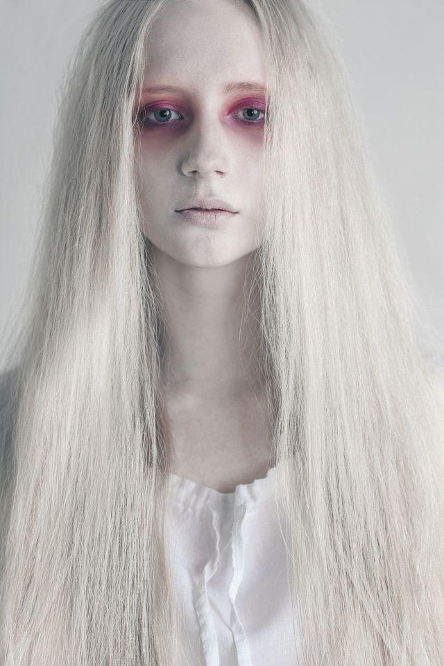 Popolare Oltre 25 fantastiche idee su Make up veloci per Halloween su  IK55
