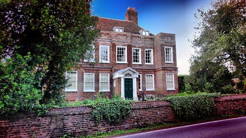Owletts, The Street, Cobham, Gravesend. Built by the Architect, Sir Herbert Baker during the reign of Charles 2nd