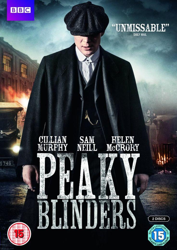 peaky blinders -Birmingham is where its at