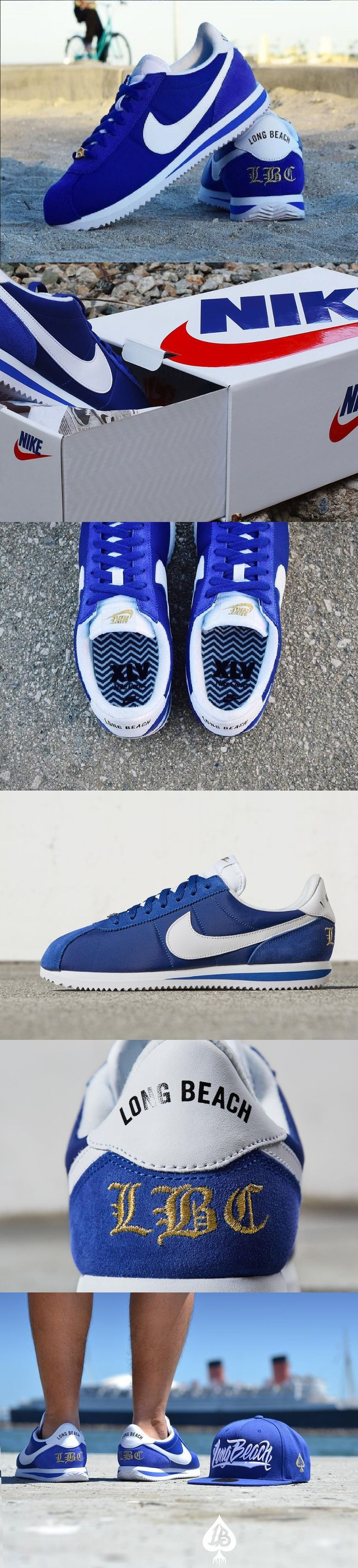 a218d2fdef1472 2018 sneaker sale b5dc1 dba9b Nike Cortez Basic Nylon Long Beach http .