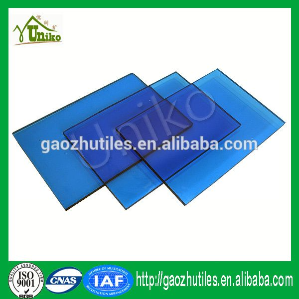 Plastic flat sheet roof/breakable plastic for swimming pools/sound proof material