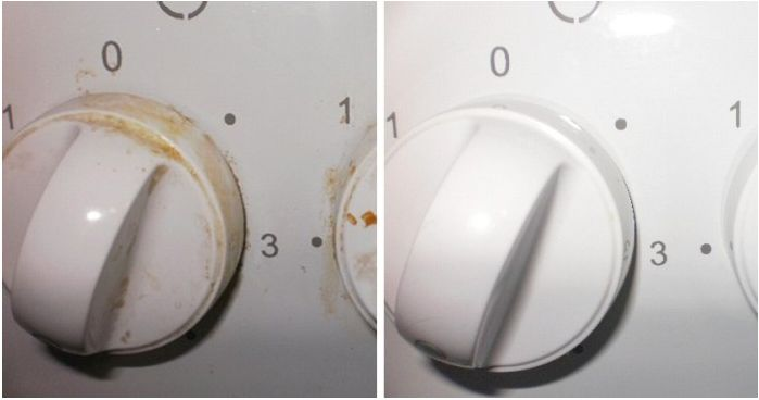 Geniální způsob jak vyčistit špinavé knoflíky na troubě ve vaší domácnosti! Jiný způsob, už nebudete chtít vyzkoušet |