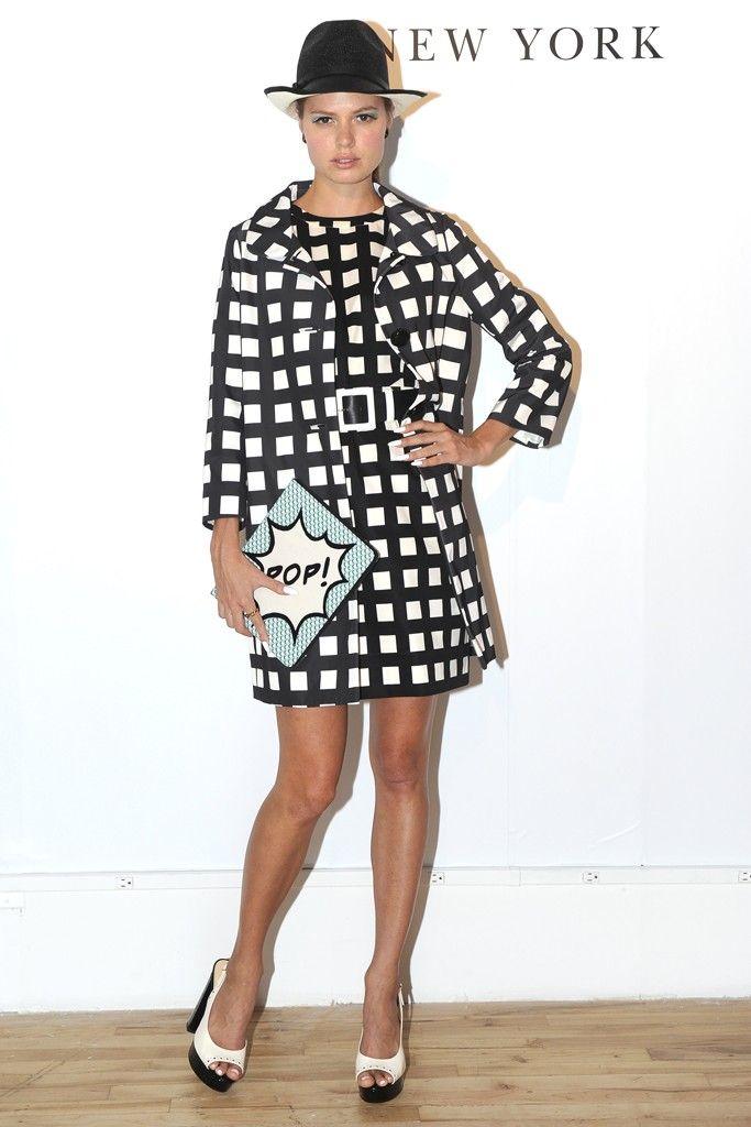 "Kate Spate Spring 2013  Styled by brand stylist Brad Gorski of ""It's a Brad, Brad World."""