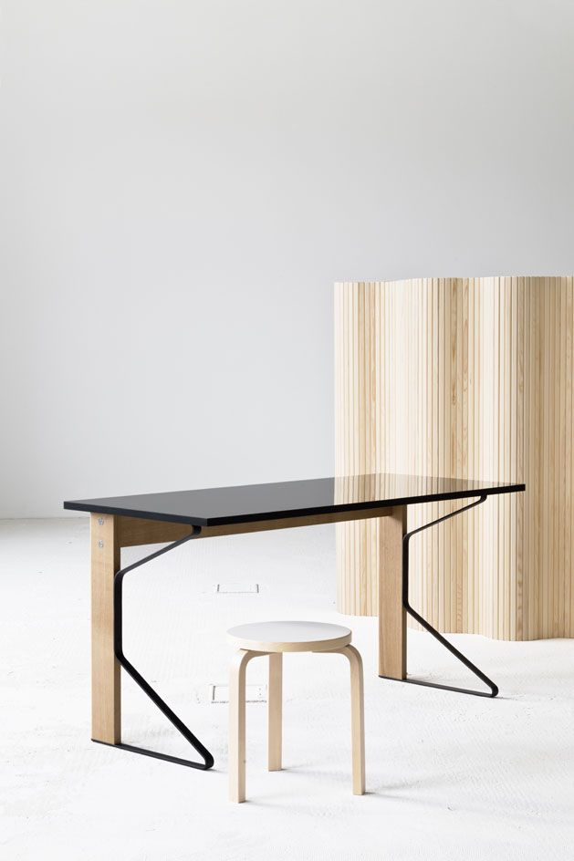 Artek teams up with designers Ronan and Erwan Bouroullec for its latest furniture collaboration Kaari | Wallpaper* Magazine