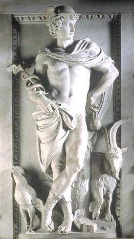 Hermes. Hermes kann sich als Götterbote schneller bewegen als das Licht. Dies…