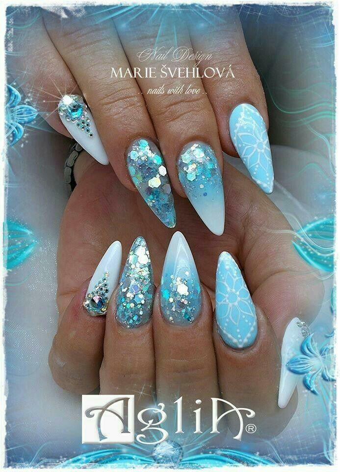 Discovered By Soniavasquez2357 Find Images And Videos About Nails On We Heart It The App To Get Lost In What You Love In 2020 Work Nails Xmas Nails Trendy Nails