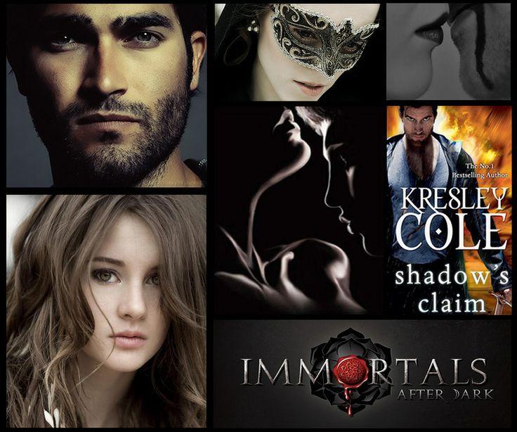 Kresley Cole The Immortals After Dark /  Кресли Коул  Бессмертные с приходом темноты/   Тень предъявляет права // Shadow's Claim
