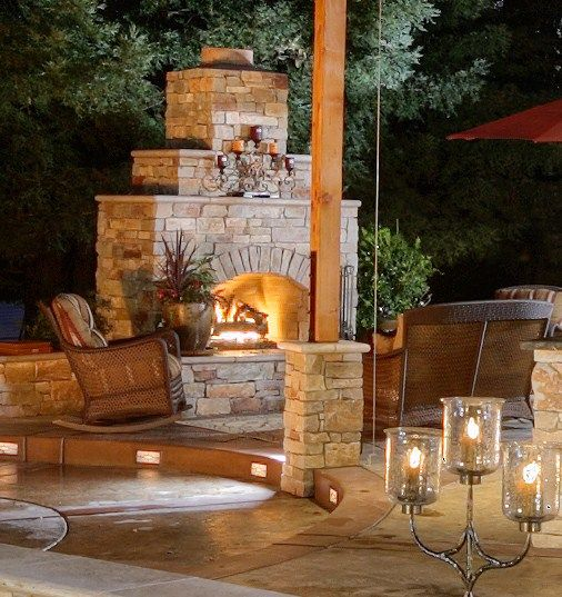 Outdoor Lighting Las Vegas: 1000+ Images About LV Backyard Ideas On Pinterest